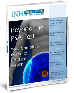 Beyond the PSA Test - Prostate Cancer Report