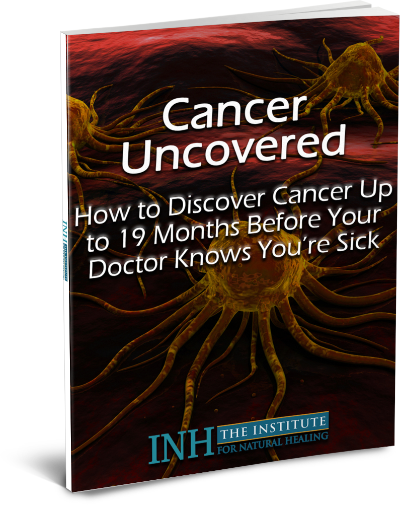 Cancer Uncovered: How to Discover Cancer Up to 19 Months Before Your Doctor Knows You're Sick'