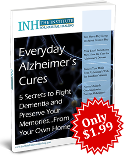 Everyday Alzheimer's Cures