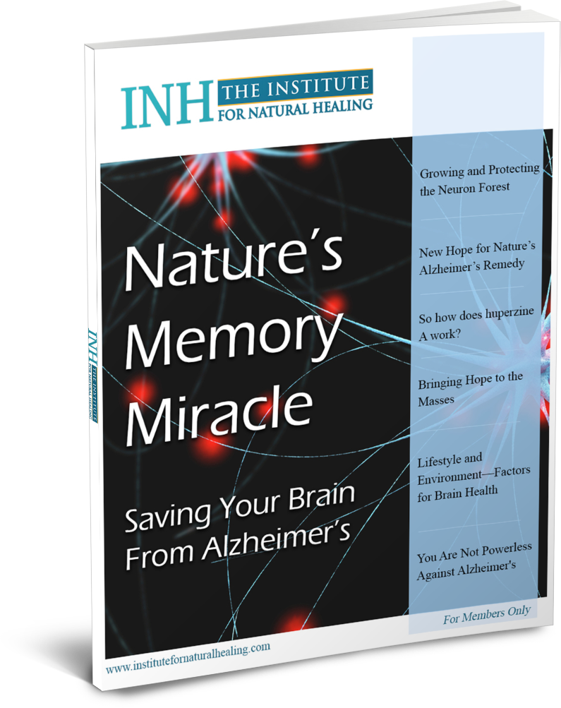 Natures Memory Miracle - Alzheimer's Report