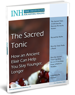 The Sacred Tonic In Bible