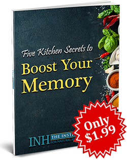Kitchen Secrets To Boost Your Memory