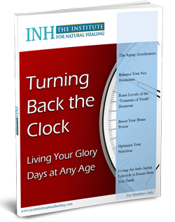 Turning Back the Clock - Anti Aging Report